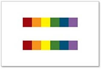 amazon-com___cafepress_-_gay_rights_equal_sign_postcards_package_of_8_-_postcards_package_of_8_6_x4__glossy_print_note_card___office_products