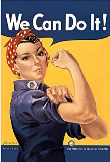 amazon-com___cafepress_-_rosie_the_riveter_we_can_do_it_postcards_package_-_postcards_package_of_8_6_x4__glossy_print_note_card___office_products