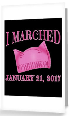 _I_Marched_Jan_21,_2017_with_Pussy_Hat__Greeting_Cards_by_LoveAndDefiance___Redbubble.jpg