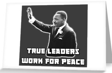 _mlk_true_leader__greeting_cards_by_pingustees___redbubble